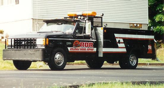 1988 Ford F350 Service Truck